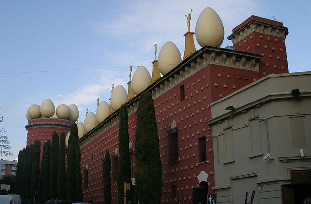 Museo Dali Figueres.Figueras Teatro Museo Dali Barcelona Art Culture App