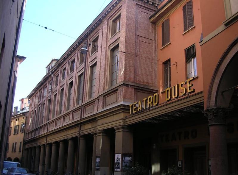 Teatro Duse Bologna Modena Art Culture App