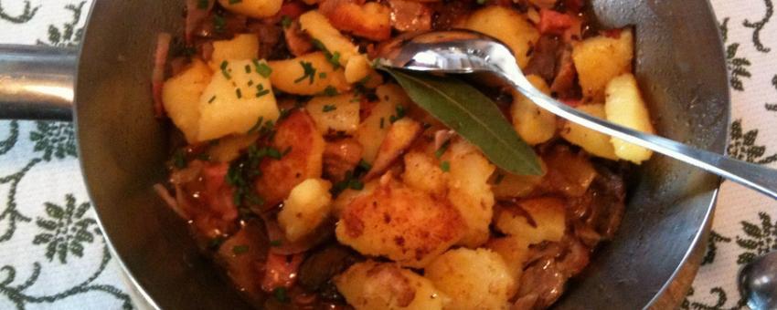 grostl - Italian Food Decoder App