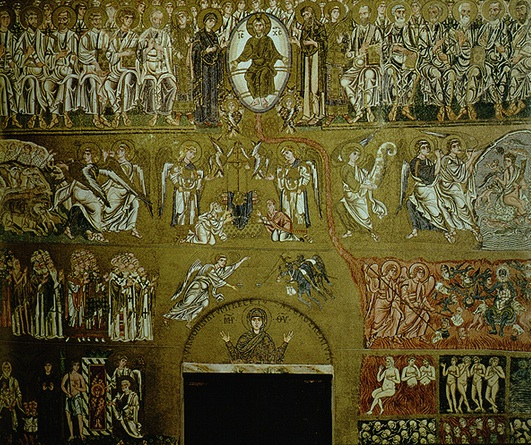 Last Judgment Mosaic